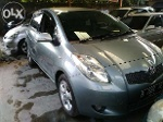 Foto Yaris E M/t 2007 Medium Silver Dp Teringan...