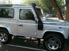 Foto Land Rover Defender 90 AUTOMATIC - 2014