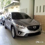 Foto Mazda Cx-5 Grand Touring (gt) 2.5l Warna Silver...