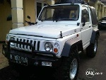 Foto Jimny Sj410 Modification