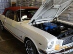 Foto Ford Mustang Convertible