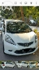Foto Honda jazz RS putih manual 2009