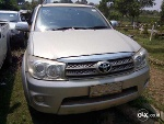 Foto Da 7732 Be Toyota Fortuner V 2.7 At B Jeep 2010