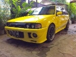 Foto Ford laser tx3 coupe (2 pintu)