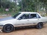 Foto Toyota corolla th 1987