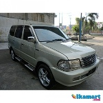 Foto Jual toyota kijang lgx diesel manual th 2000