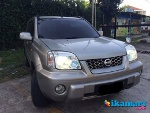 Foto Jual Nissan Xtrail ST 2005 AT Silver Low KM...