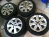 Foto Velg mobil oem nissan march r-15