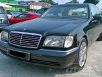Picture 1996 Mercedes-Benz S-Class S320L Kuala Lumpur,
