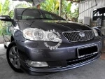 Picture Toyota Altis 1.6 (a)