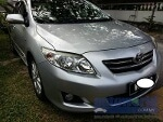 Picture 2010 Toyota Corolla Altis 1.8g -with leather seats