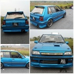Picture Toyota Starlet EP 1.3 Turbo