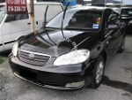 Picture 2005 Toyota Altis (A) 1.6 g-spec