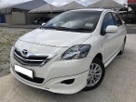 Picture 2013 Toyota Vios 1.5 (a) facelift under warranty