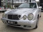 Picture Mercedes Benz E240 W210 2.4 (a) New Facelift