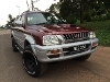 Picture 2003 Mitsubishi Storm 2.5 4x4 (A) Turbo Diesel
