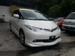 Picture 2008 Toyota Estima 2.4 full 7 seater electronic...
