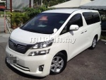 Picture Toyota Vellfire (A) 8 seater 2008 -10