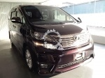 Picture 2011 Toyota Vellfire 2.4 (a)