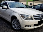 Picture Mercedes Benz C200 CGI 1.8(A) local tiptop like...
