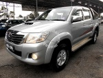 Picture 2013 Toyota Hilux (M) 2.5 4X4 G-Spec Warranty...