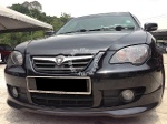 Picture 2012 Proton Persona 1.6(A) body'kit facelift...