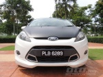 Picture 2011 Ford Fiesta XTR 1.6 (a) 7 Airbags Pulau...
