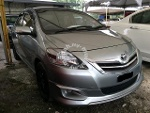 Picture 2013 Toyota Vios 1.5 (a) trd bodykit under waranty