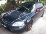 Picture 1996 Honda Civic Sunroof EK4(A)