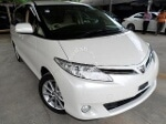 Picture 2012 UNREG Toyota Estima 2.4 g package powerboot