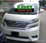 Picture Promotion luxury car = toyota vellfire 3. 5...