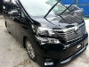 Picture 2010 Toyota Vellfire 2.4 (a) Z. P home thearter