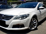 Picture Volkswagen Passat CC 2.0 (a) s/roof 1 own like new