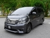 Picture 2012 Toyota Vellfire 2.4 (a) Owner Power Boot DVD