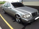 Picture 1997 Mercedes Benz S280 (A)