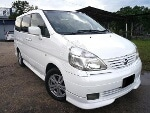 Picture 2009 Nissan Serena 2.0 (a) high way star