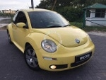 Picture 2007 Volkswagen Beetle 1.6 (a) Totally Original