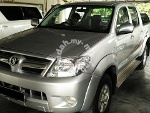 Picture 2009 toyota hilux 2.5 g (a) double cab 4x4 diesel