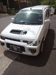Picture KANCIL TURBO L6 660 no plate 2 angka
