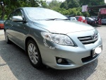 Picture 2009 Toyota Altis 1.8 (a) G Spec Like New