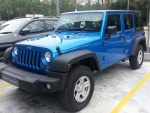 Picture 2014 Jeep Wrangler Unlimited Sport 3.6 V6 (A)...