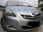 Picture 2013 Toyota Vios 1.5 (a) g full spec top trd...
