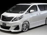 Picture 2009 Toyota Alphard 3.5 Wald Tuning Car Unregister