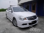 Picture 2014 Nissan Sylphy 2.0 (a) CVTC Luxury Aero...