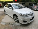 Picture Toyota altis 1.8 (a) - [Used]