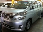 Picture 2010 Toyota Vellfire used car for sale in Kedah...
