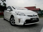 Picture 2013 Toyota Prius HYBRID 1.8 (a) full service...
