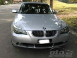 Picture 2004 BMW 5-Series 525i Johor,