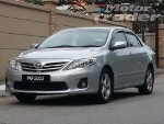 Picture 2011 Toyota Altis used car for sale in Kedah...