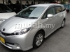 Picture Toyota Wish 1.8S MPV Full Spec Unreg 2010 10